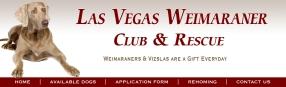Las Vegas Weimaraner Rescie